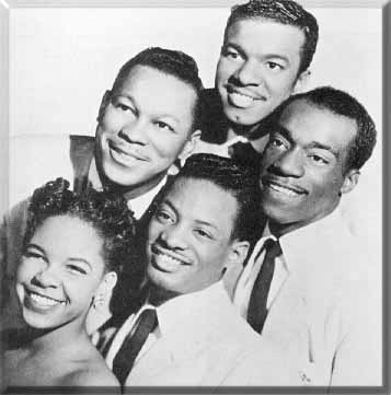 The Platters, circa 1954